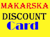 Makarska discount Card